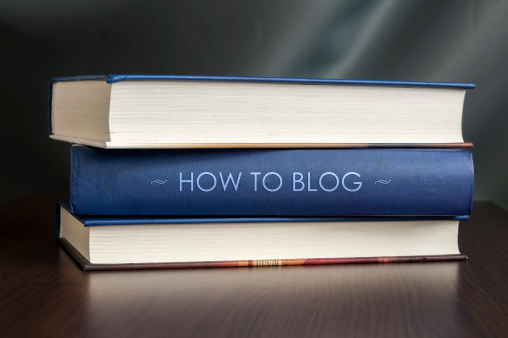 Ready to blog? Read this first.