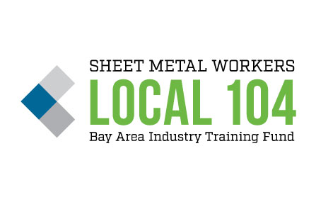 Sheet Metal Workers Local 104 Bay Area Industry Training Fund Logo